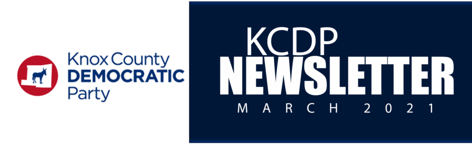 KCDP March 2021 Newsletter